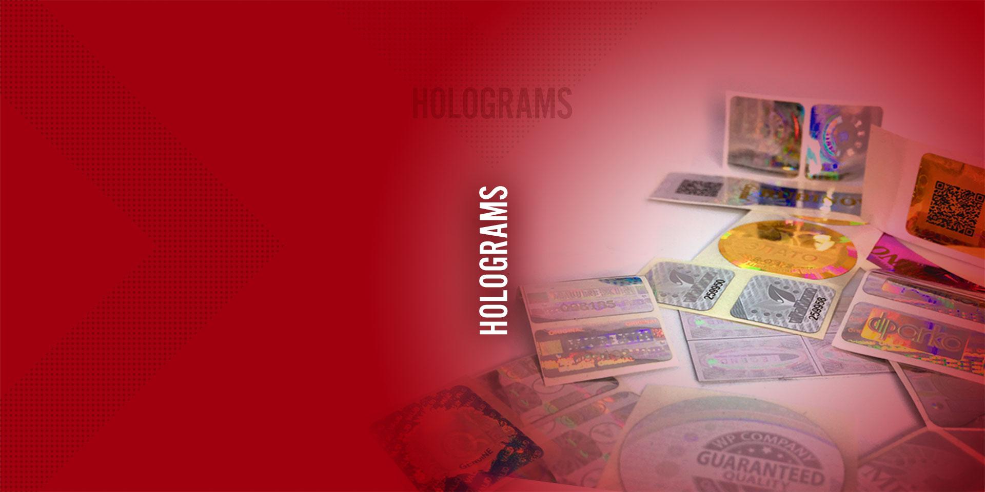 HOLOGRAMS -