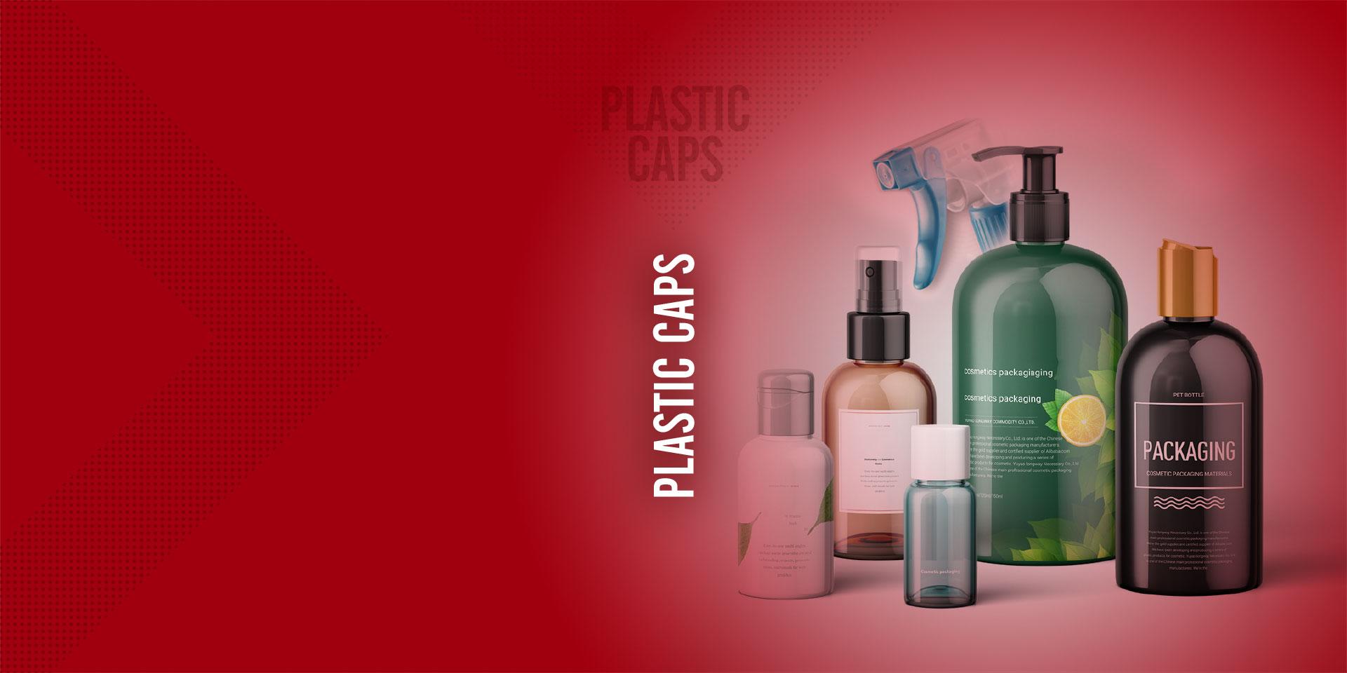 PLASTIC CAPS -